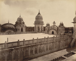 LV [Lakshmi Vilas] Palace, Terrace on the Darbar Hall [Vadodara]